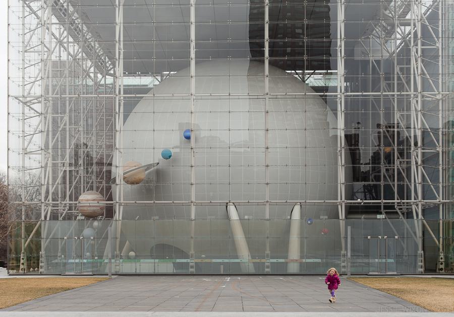 53/365  Hayden Planetarium, AMNH
