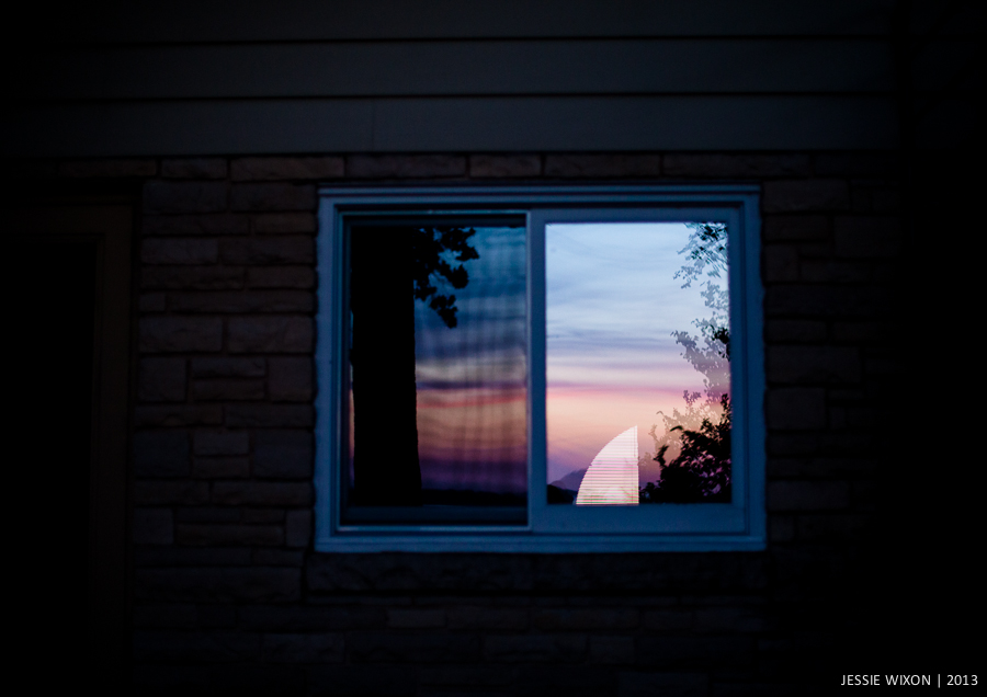 180/365  Lake Mendota sunset