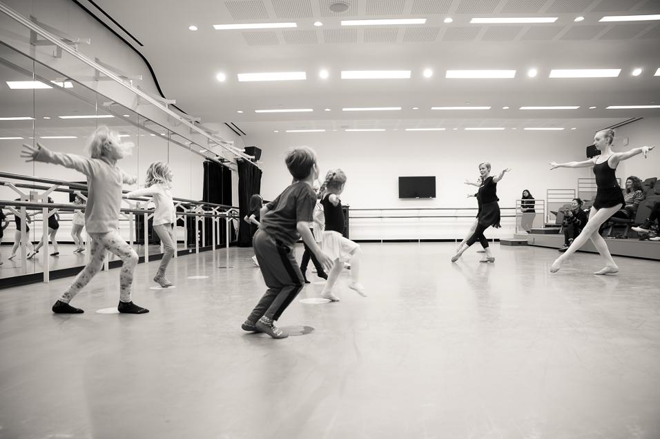 NYC Ballet Children's Workshop