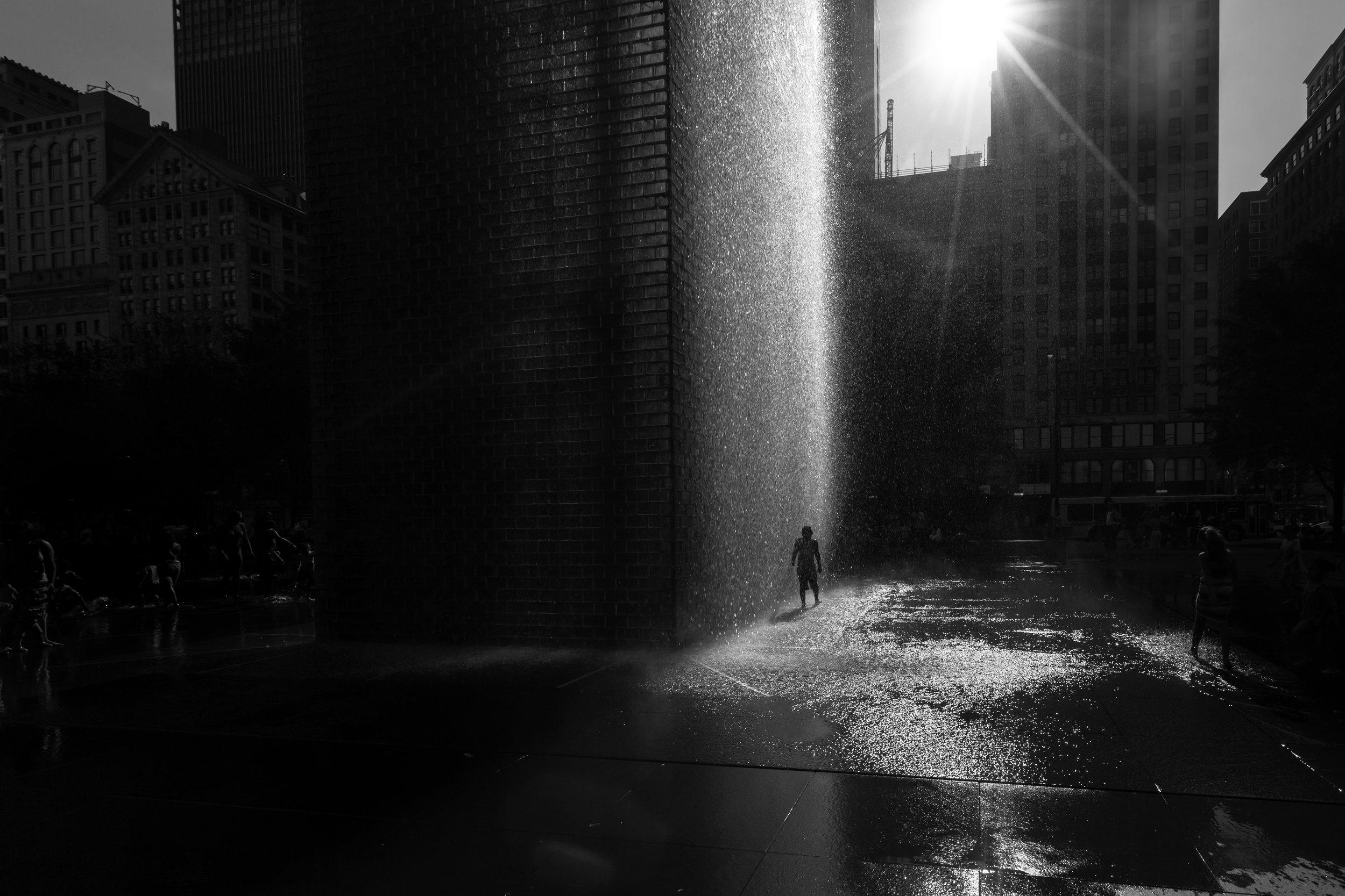 "Summer in the City (2015 Finalist in ""Beautiful Light"" category)"
