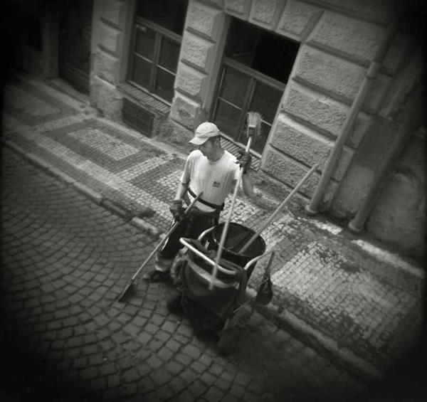Street Sweeper, Prague