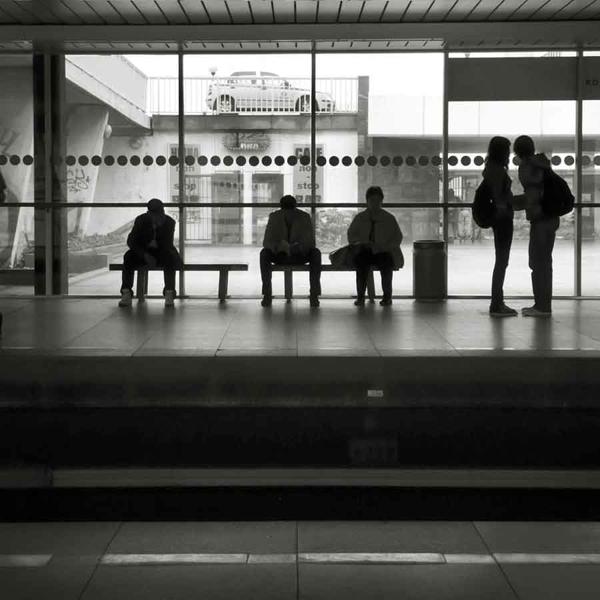 Train Station, Prague