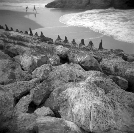 Jagged Beach