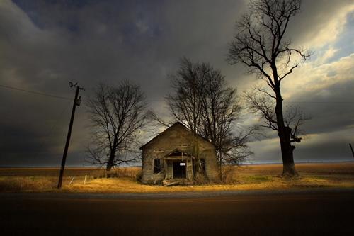 Roadside Church, Tunica, Mississipppi