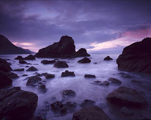 Lion Rock, Muir Beach