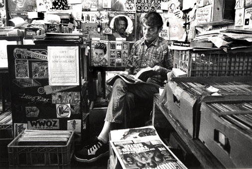 Record Store Owner