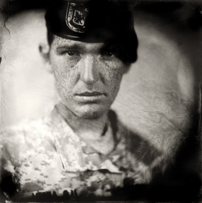 PFC William Burnett