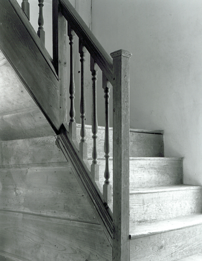 Stairs, Danville Meeting House