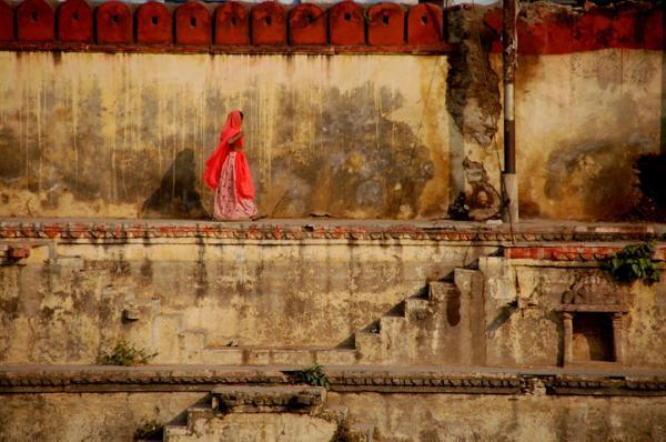 Walking, Udaipur, India