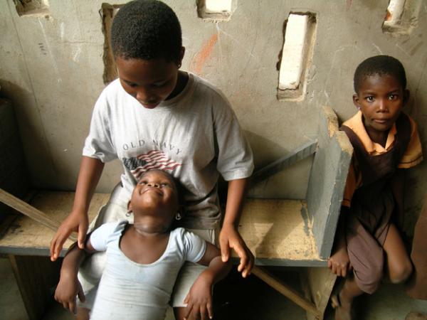 The Orphanage, Teshie, Ghana