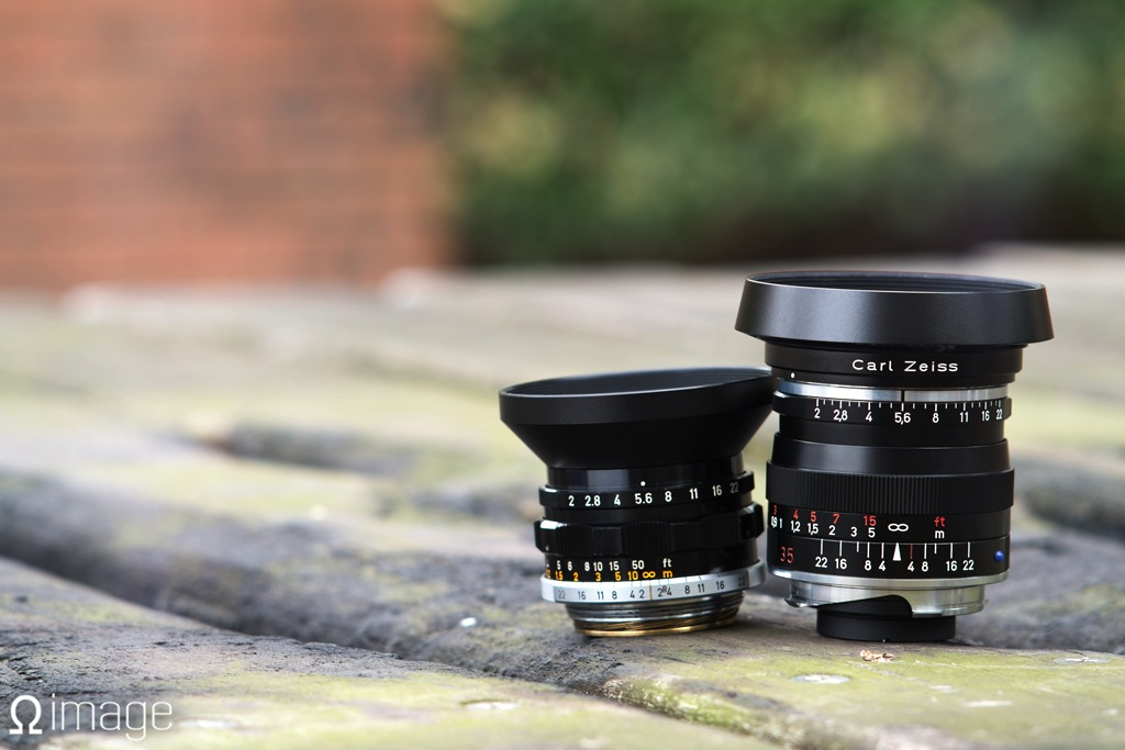 A tale of two bokehs: Zeiss Biogon 2/35 ZM and Canon 35/2 LTM — ohm