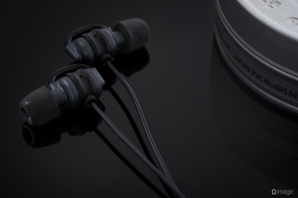 ocharaku-FLAT4-KURO earphones.jpg
