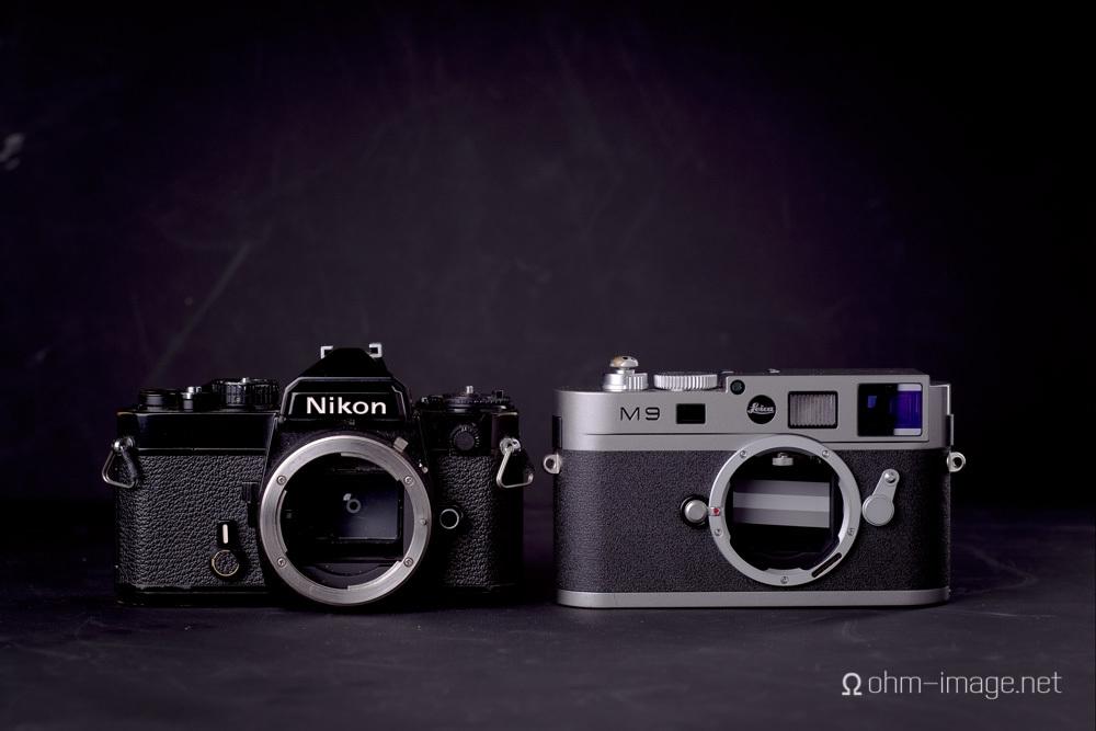 NikonFE-LeicaM9.jpg