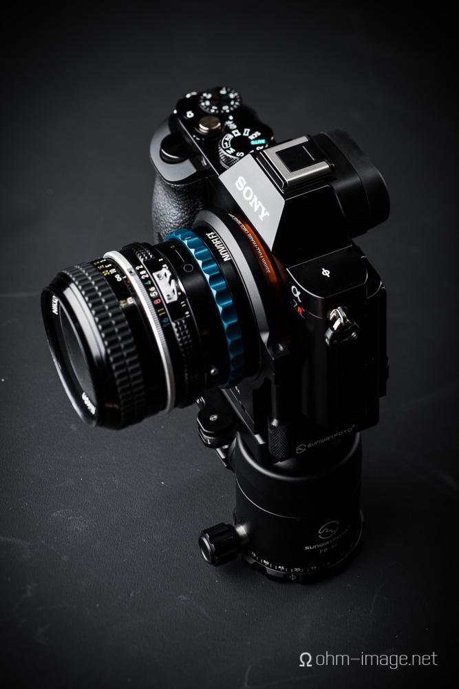 Sunwayfoto FB-44 Novoflex ASTAT Sony a7r.jpg