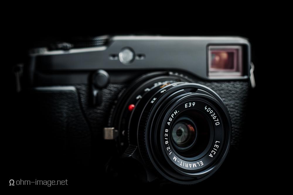 Fujifilm X-Pro 1 and Leica Elmarit 2,8/28 ASPH