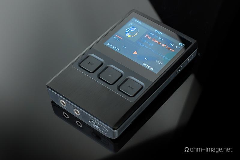 iBasso DX90 hi-resolution digital audio player