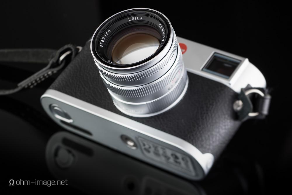Sean's Leica M (Typ 240) with the Summilux-M pre-ASPH