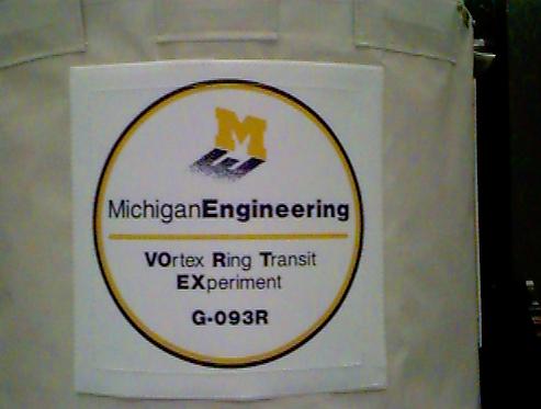 University of Michigan VORTEX, 1998