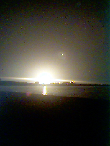 Observing the ill-fated first Delta III launch, 1998