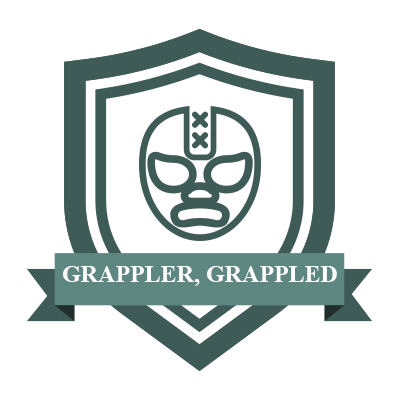Grapple the party grappler as he grapples someone else.