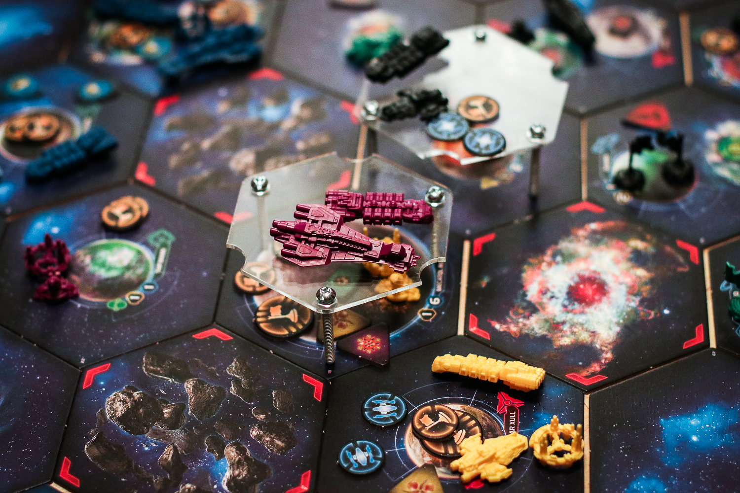 Free Twilight Imperium 4th Edition Ship Stand Plans