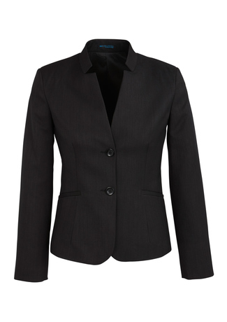 bs732l     BiancajACKET      $115.84   55% POLYESTER     43% WOOL   2% ELASTANE    black    SIZES  : 4   6   8   10   12     1  4   16   18   20   22   24   26