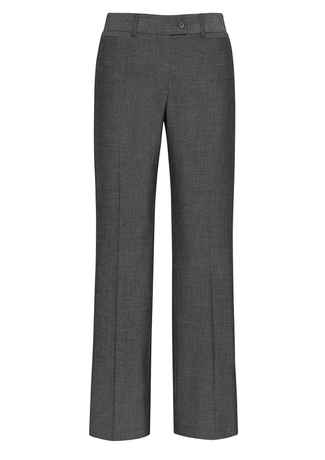 10311      RELAXED FIT PANT      $68.99   63% POLYESTER   33% VISCOSE I 4% ELASTANe    grey    SIZES  : 4   6   8   10   12   14   16   18   20   22   24   26