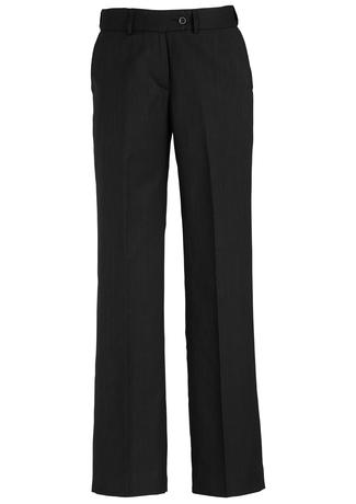 10115  MID RISE ADJUSTABLE WAIST PANT  $68.99  92% POLYESTER 8% BAMBOO  black   SIZES : 4 6 8 10 12 14 16 18 20 22 24 26 28 30