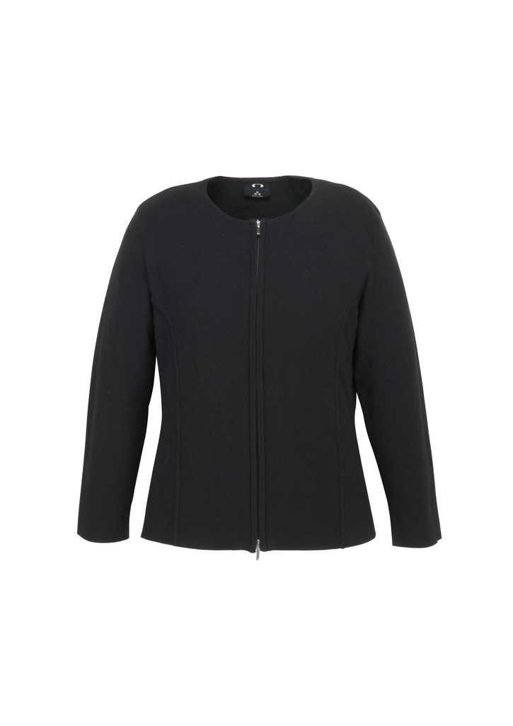 lc3505    2-WAY ZIP CARDIGAN      $63.35  73% VICOSE   27% NYLON    black   SIZES :   S   M   L   XL   2XL   3XL   4XL