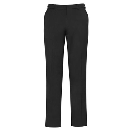 70111      Men's adjustable waist pant    $61.75   92% polyester   8% bamboo    black    SIZES  : 77r - 112r and 107s - 127s