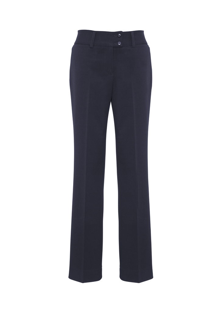 bs506l     Ladies stella perfect fit pants  62% polyester 34%viscose 4 % elastane i  navy   SIZES  :   8   10   12   14   16   18   20