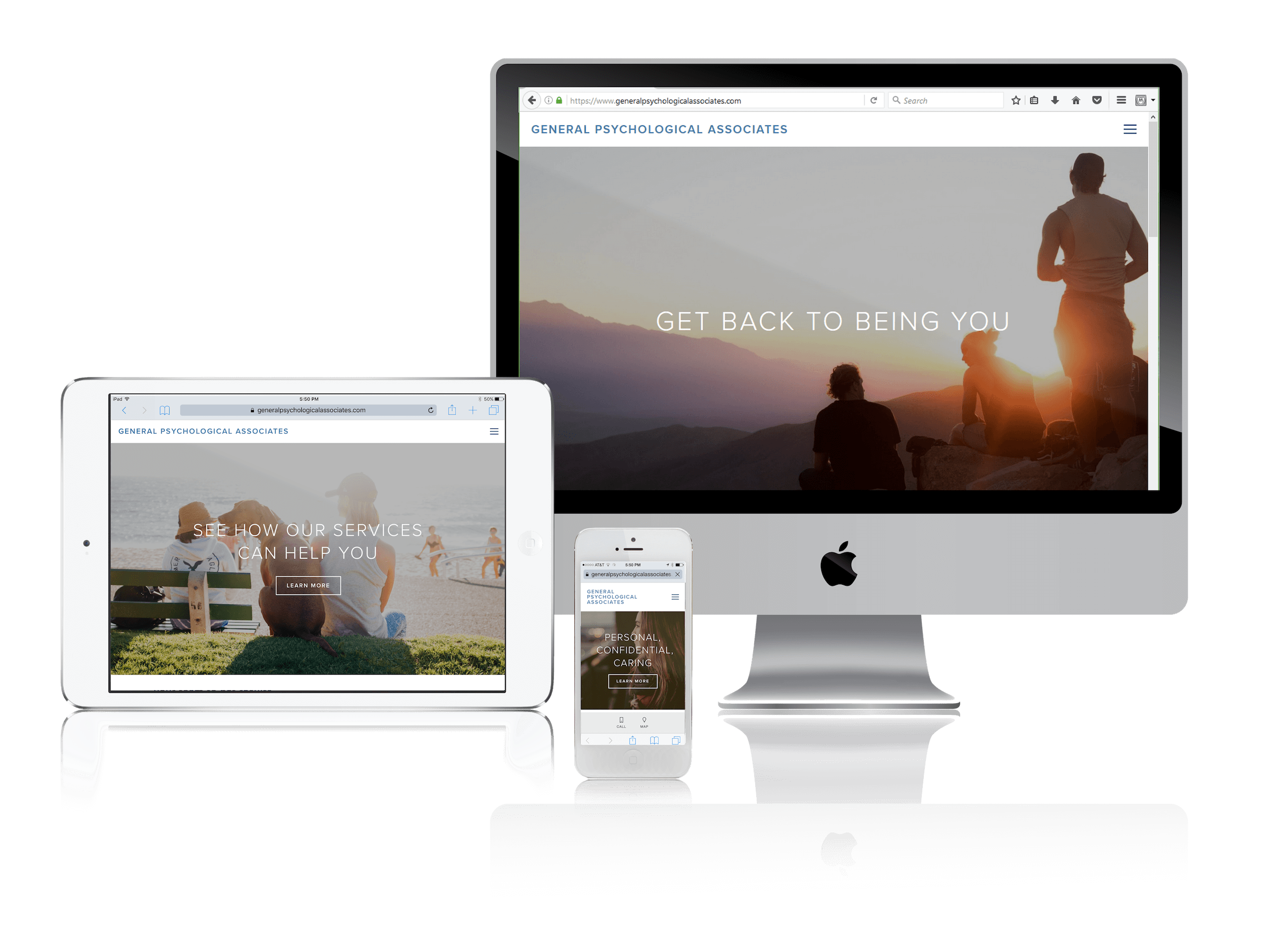 squarespace doctor website example