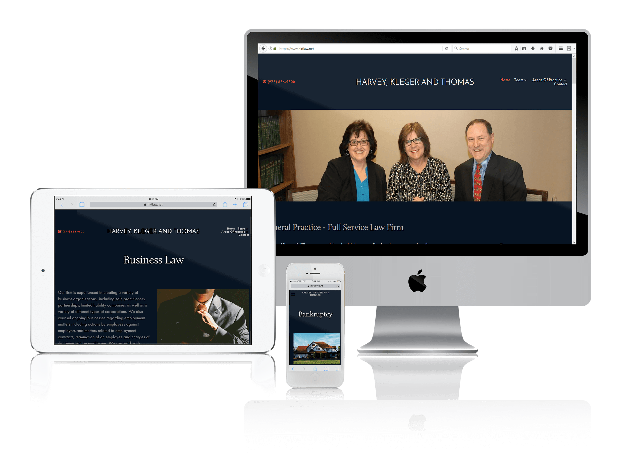 Squarespace for Law Offices