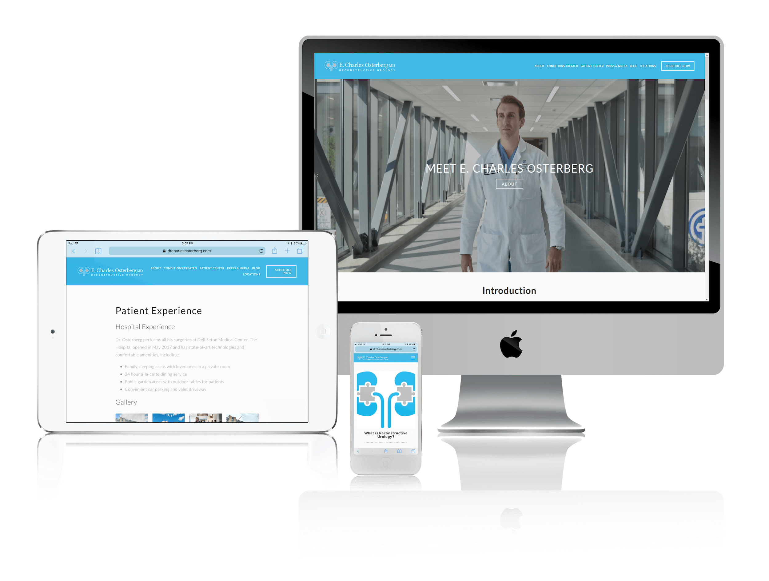 Squarespace for Doctors Who Specialize