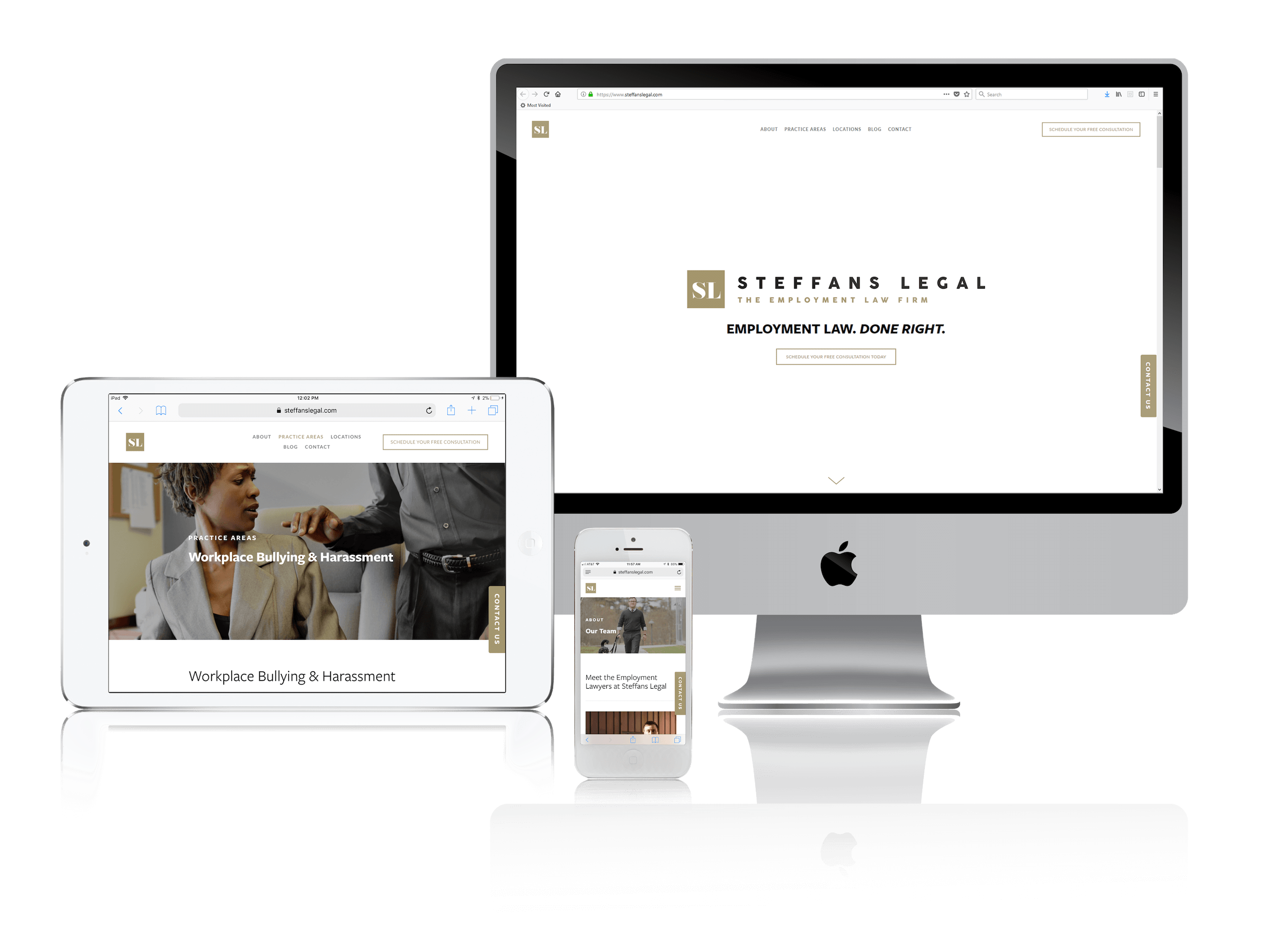 Squarespace for Employment Lawyers
