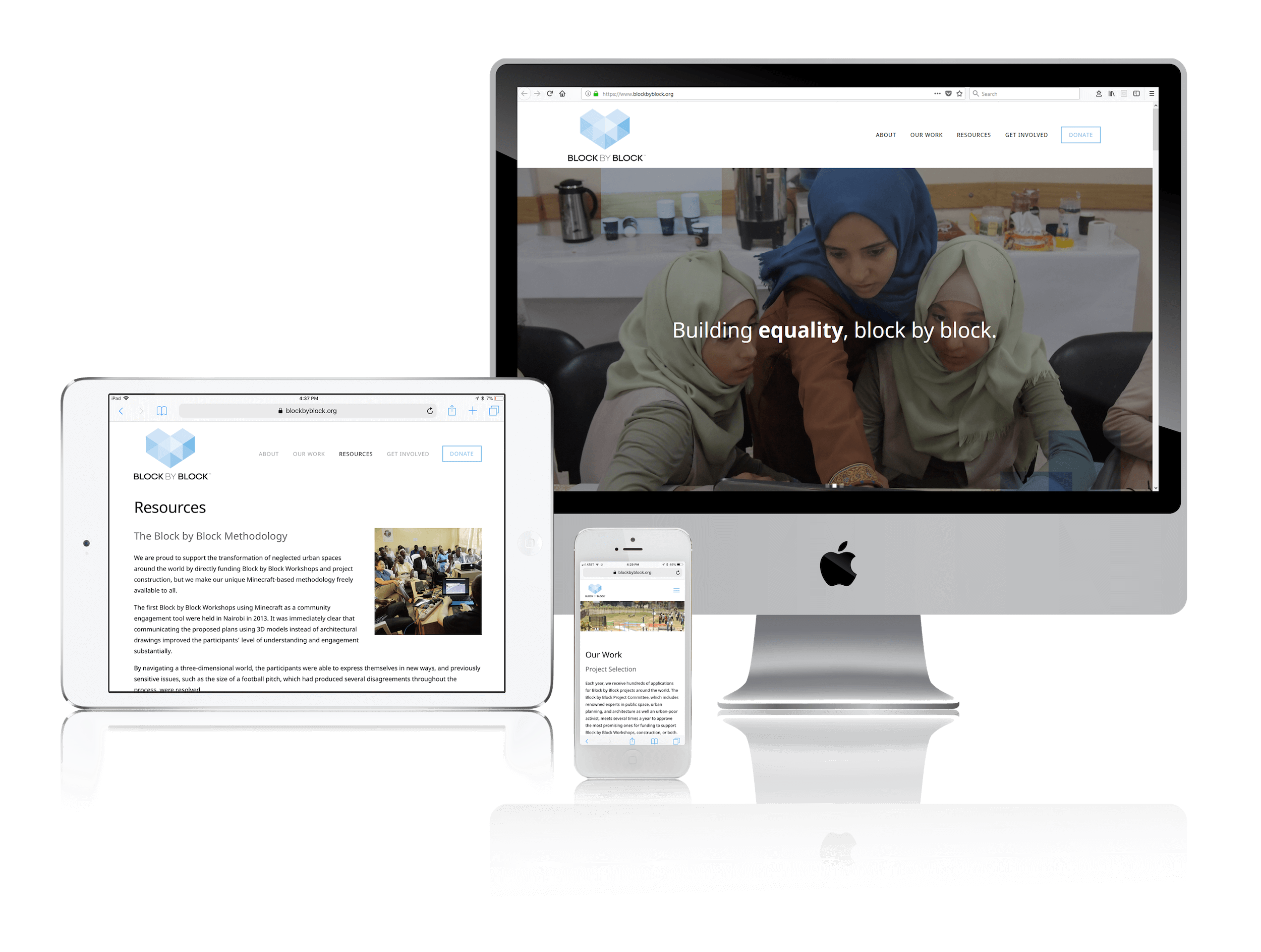 Squarespace for Global Nonprofits Building Communities