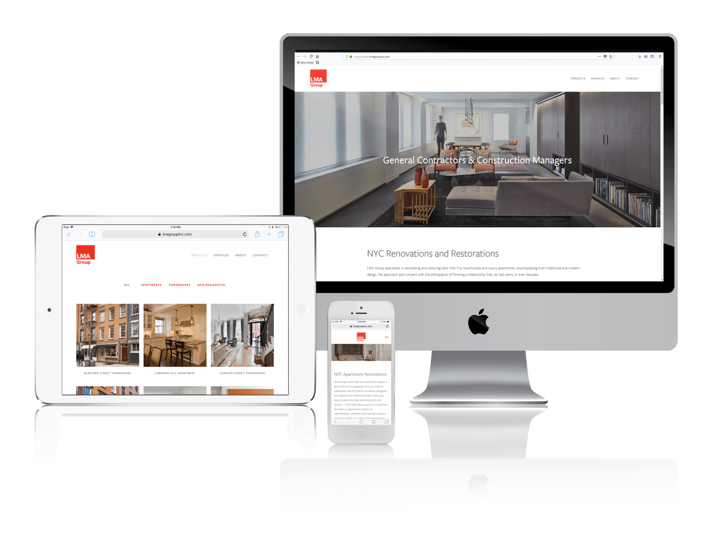 Squarespace for Residential Contractors' Websites