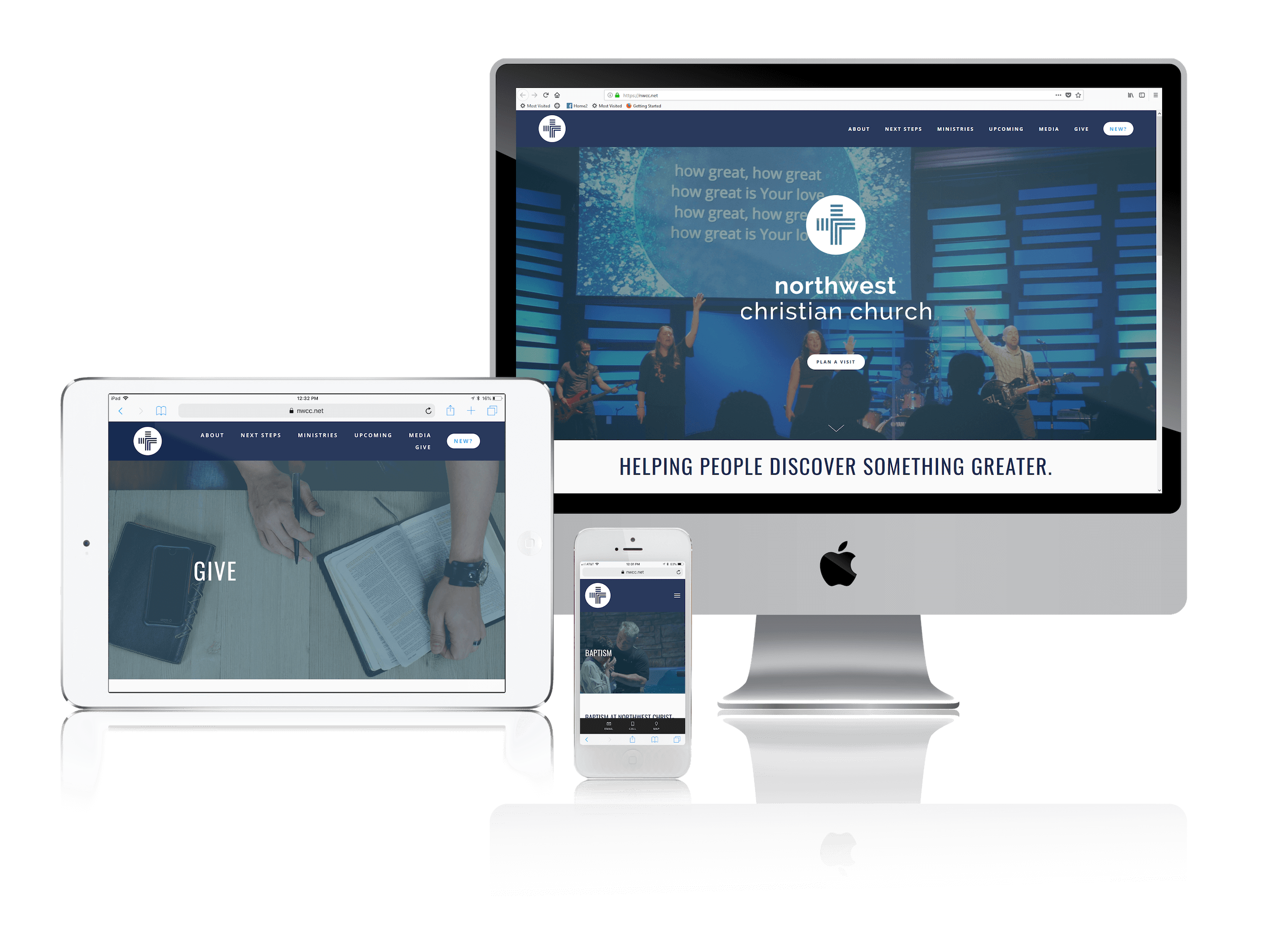 Squarespace for Church Websites