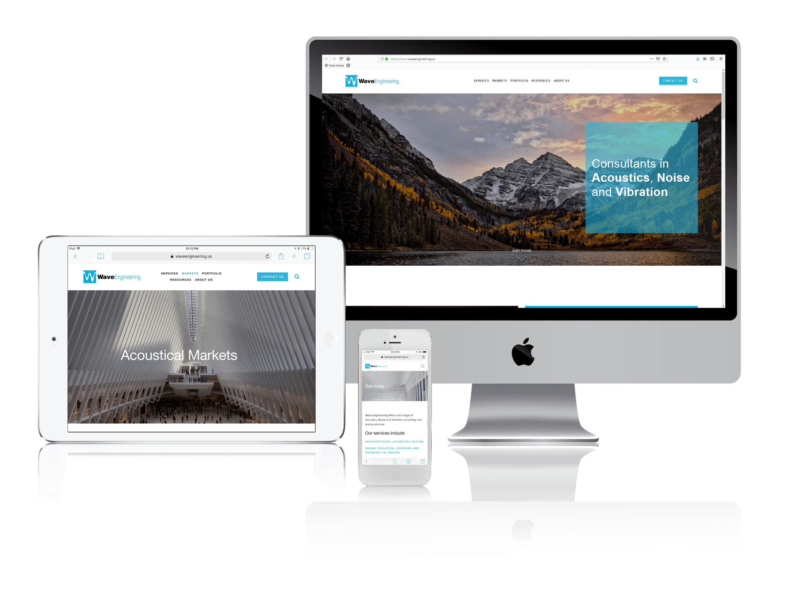Squarespace for Engineering Websites