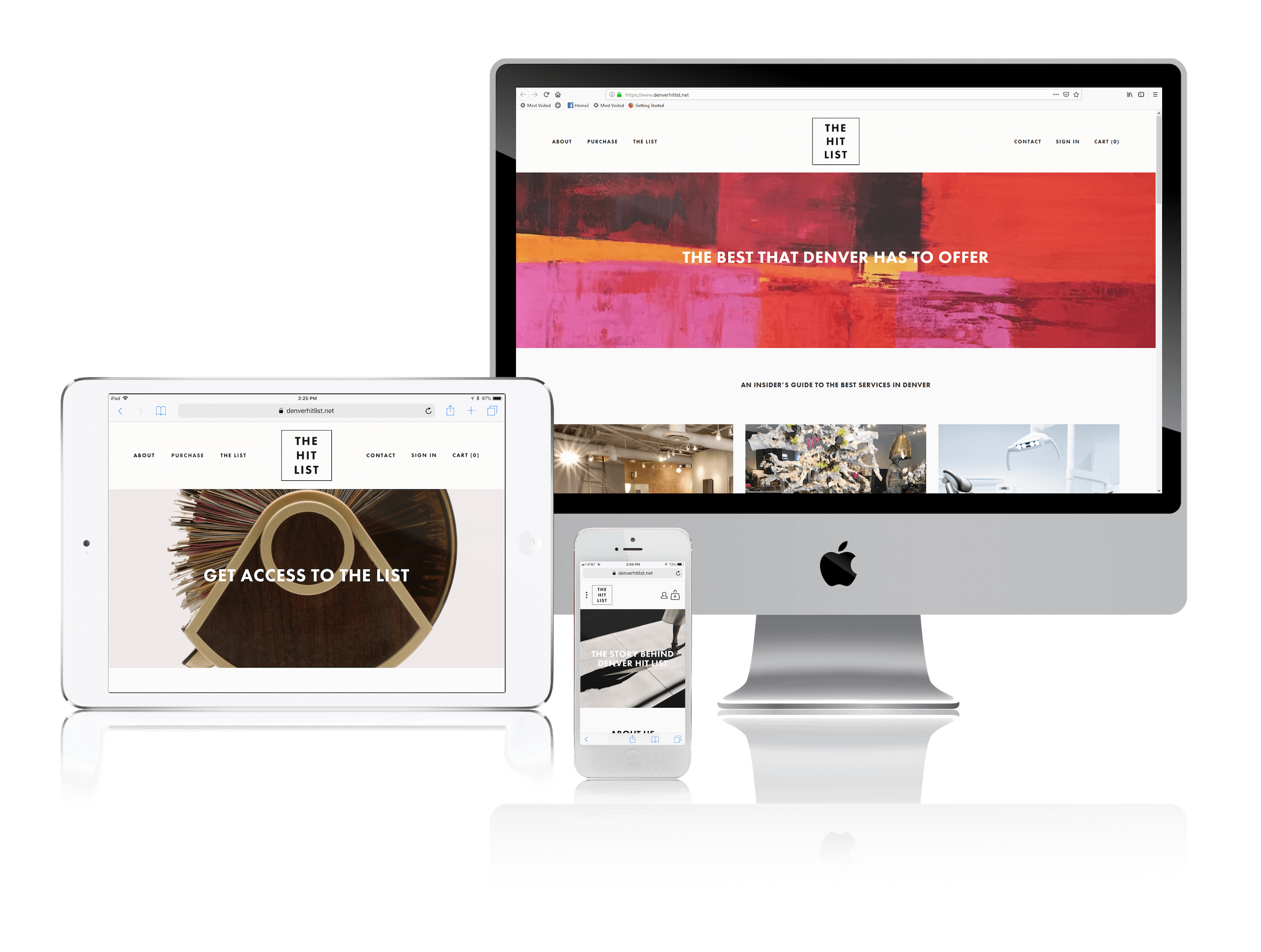 Squarespace for Resource Websites