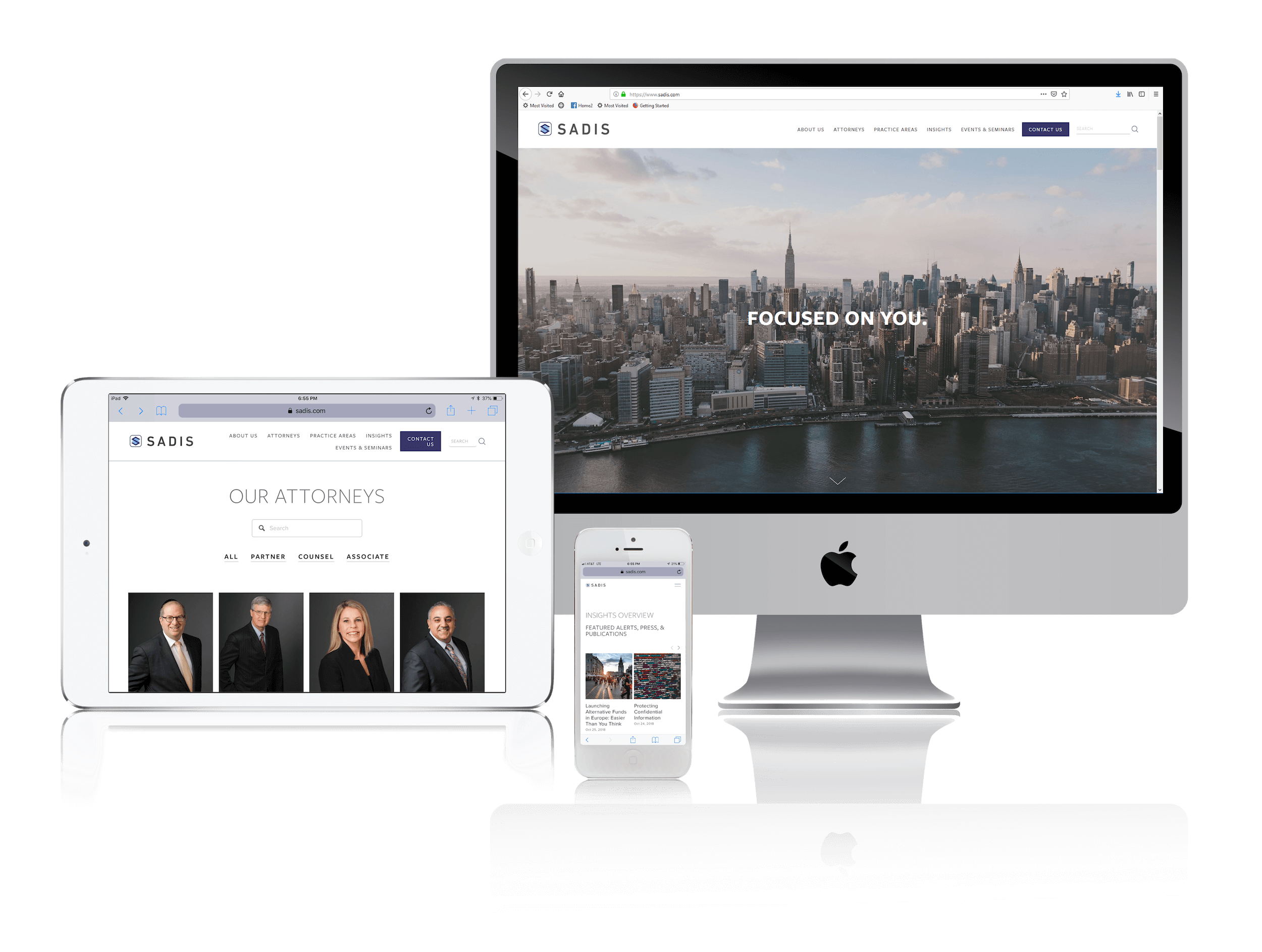 Squarespace for Law Firm Websites