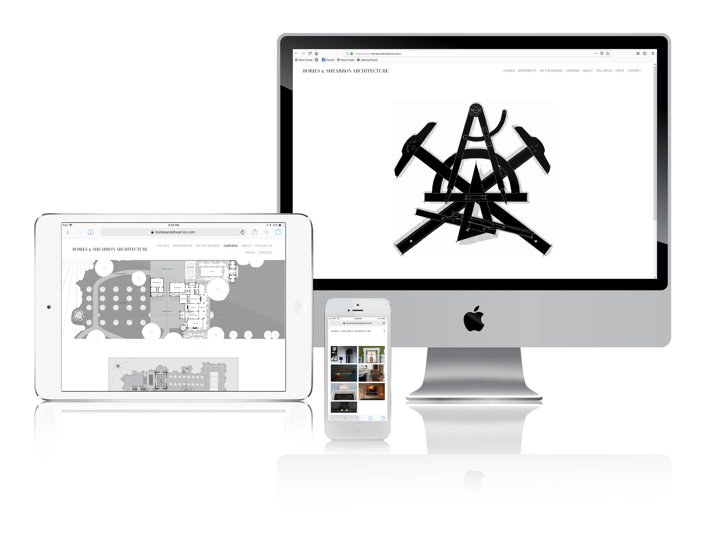 Squarespace for High End Architecture Websites
