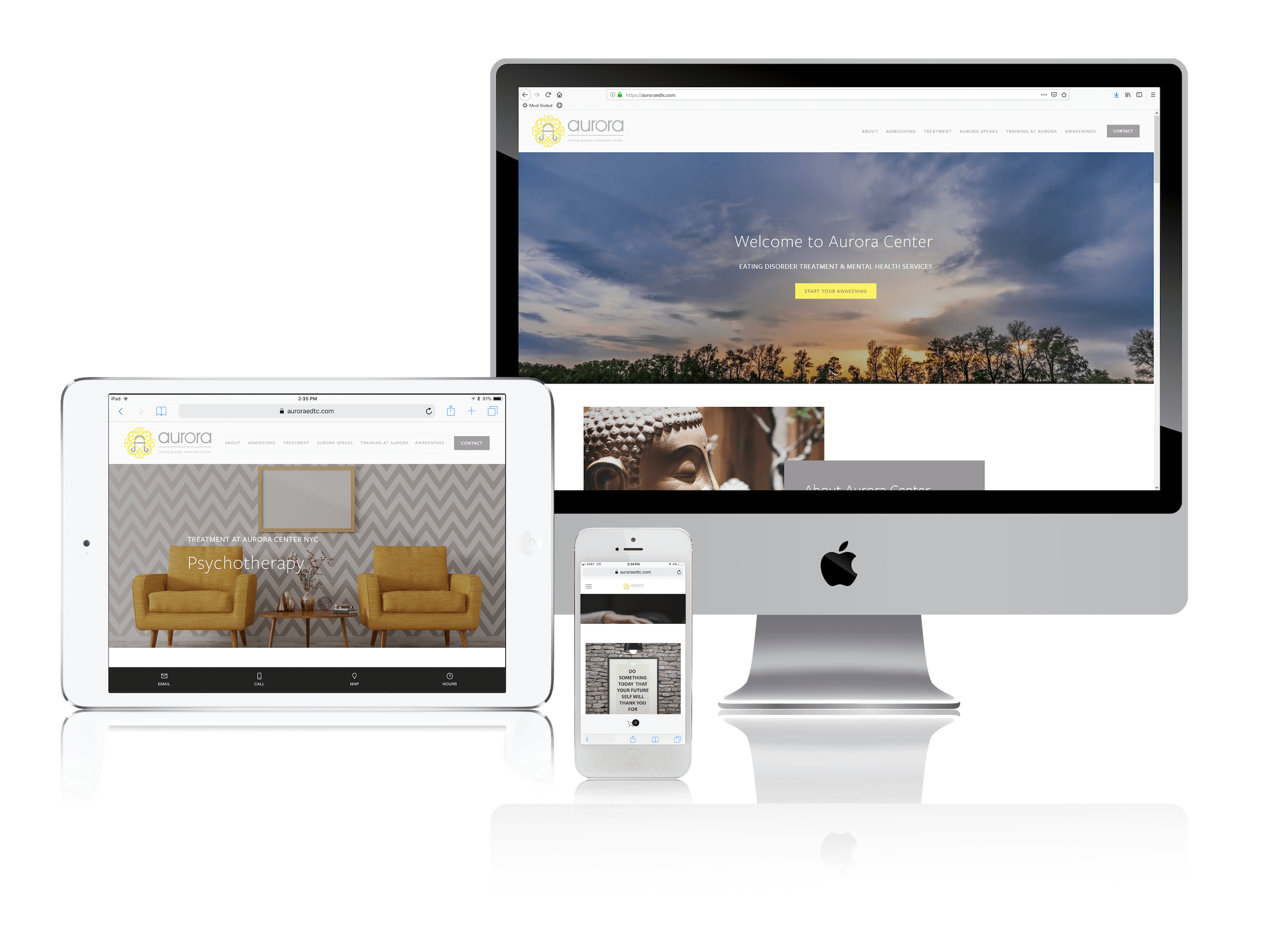 Squarespace for Therapy and Treatment Websites