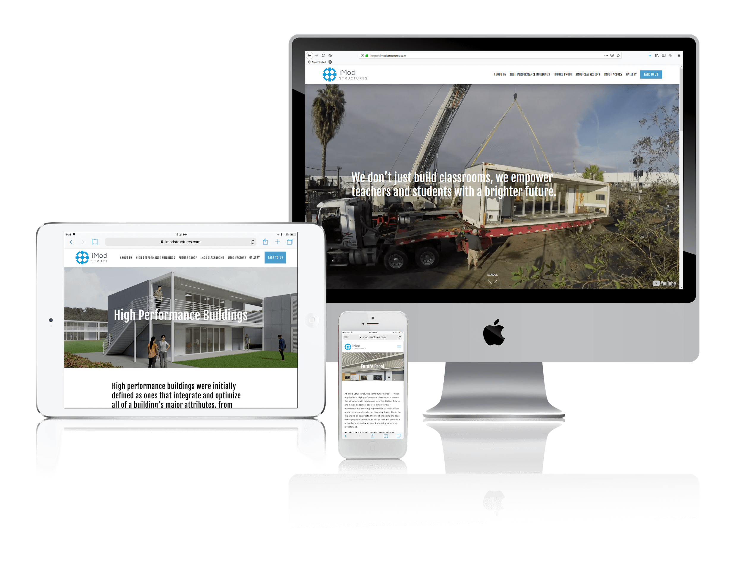 Squarespace for High Performance Building Websites