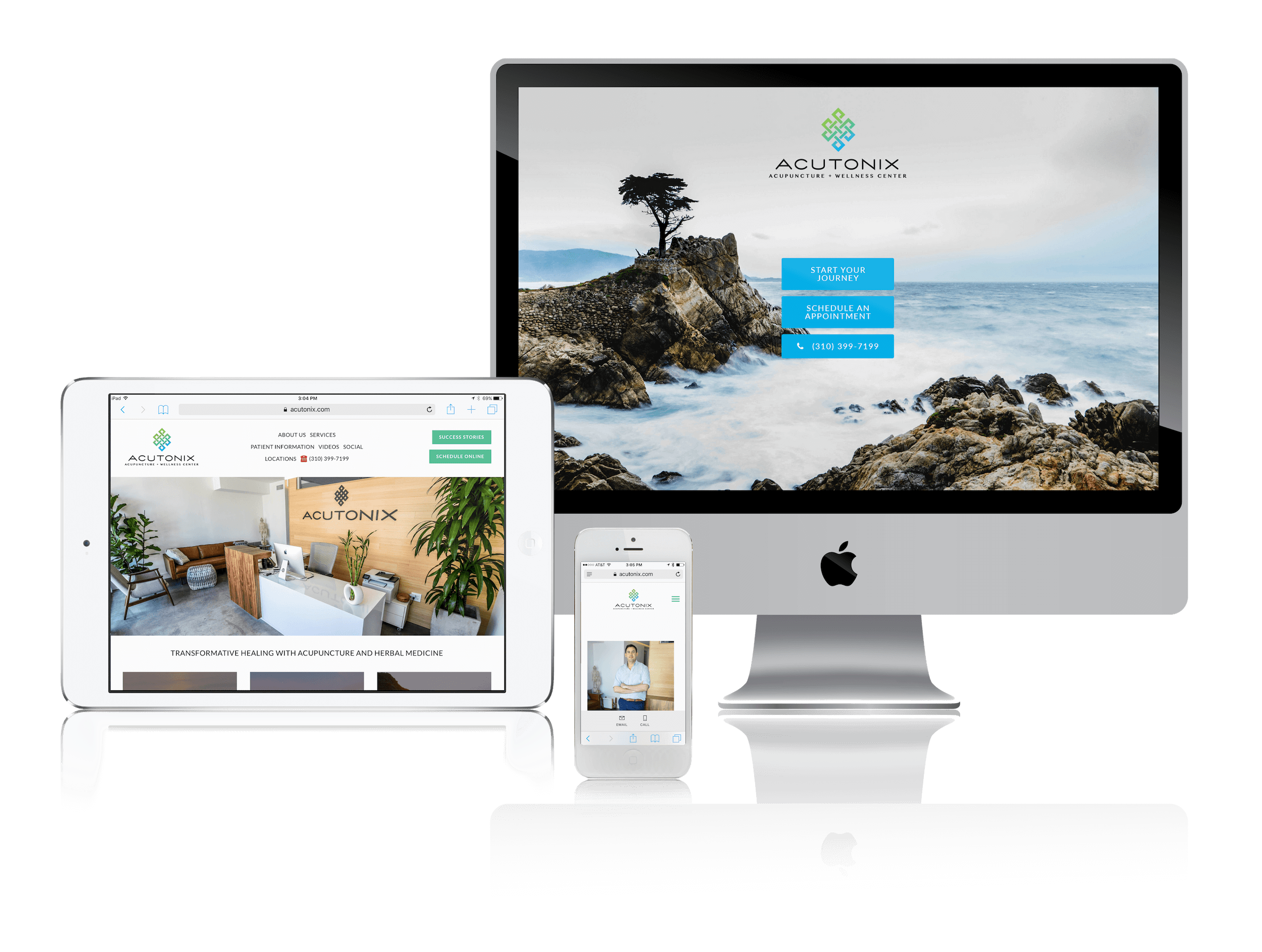 squarespace for health and wellness