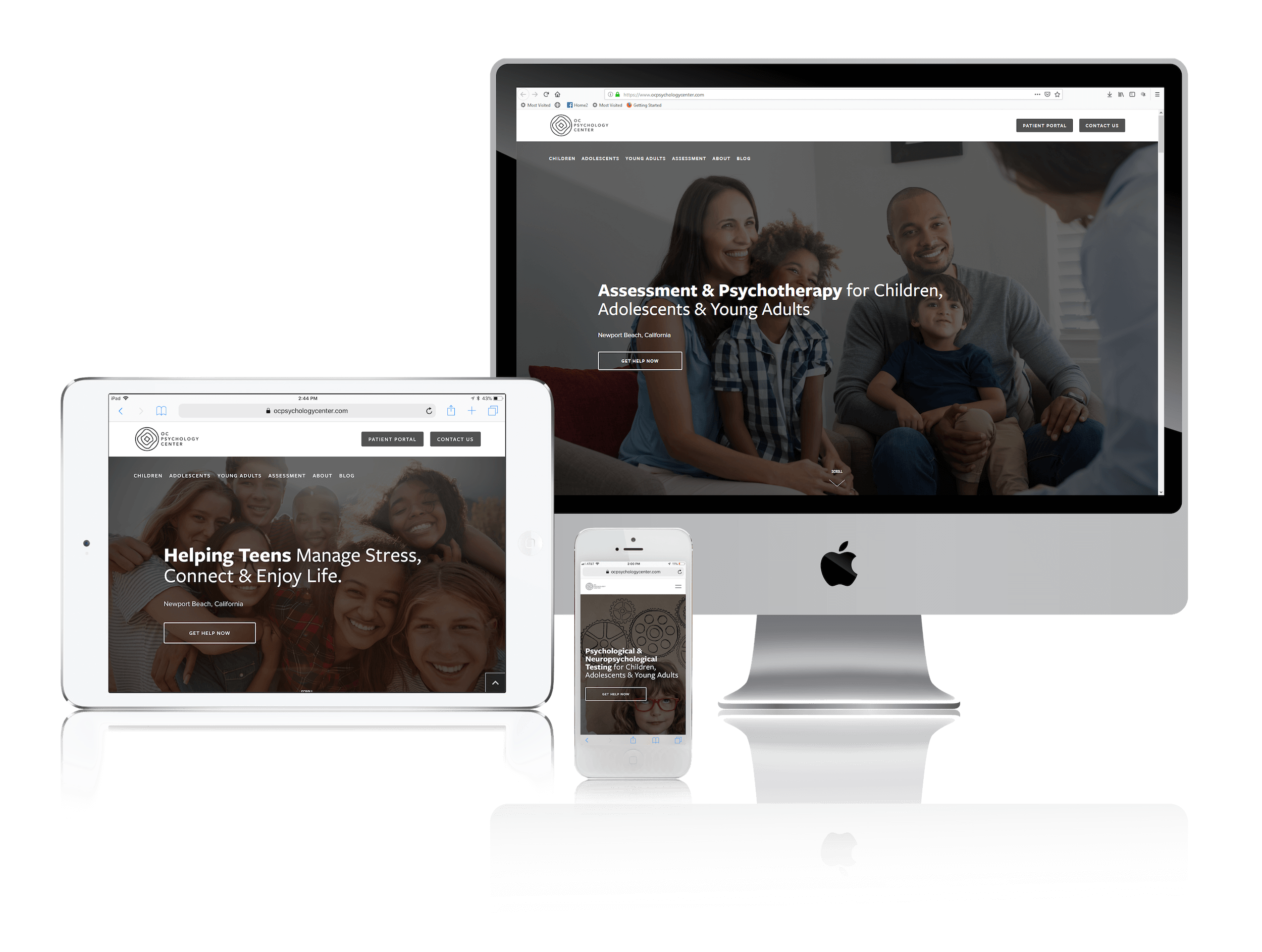 Squarespace for Psychology Offices
