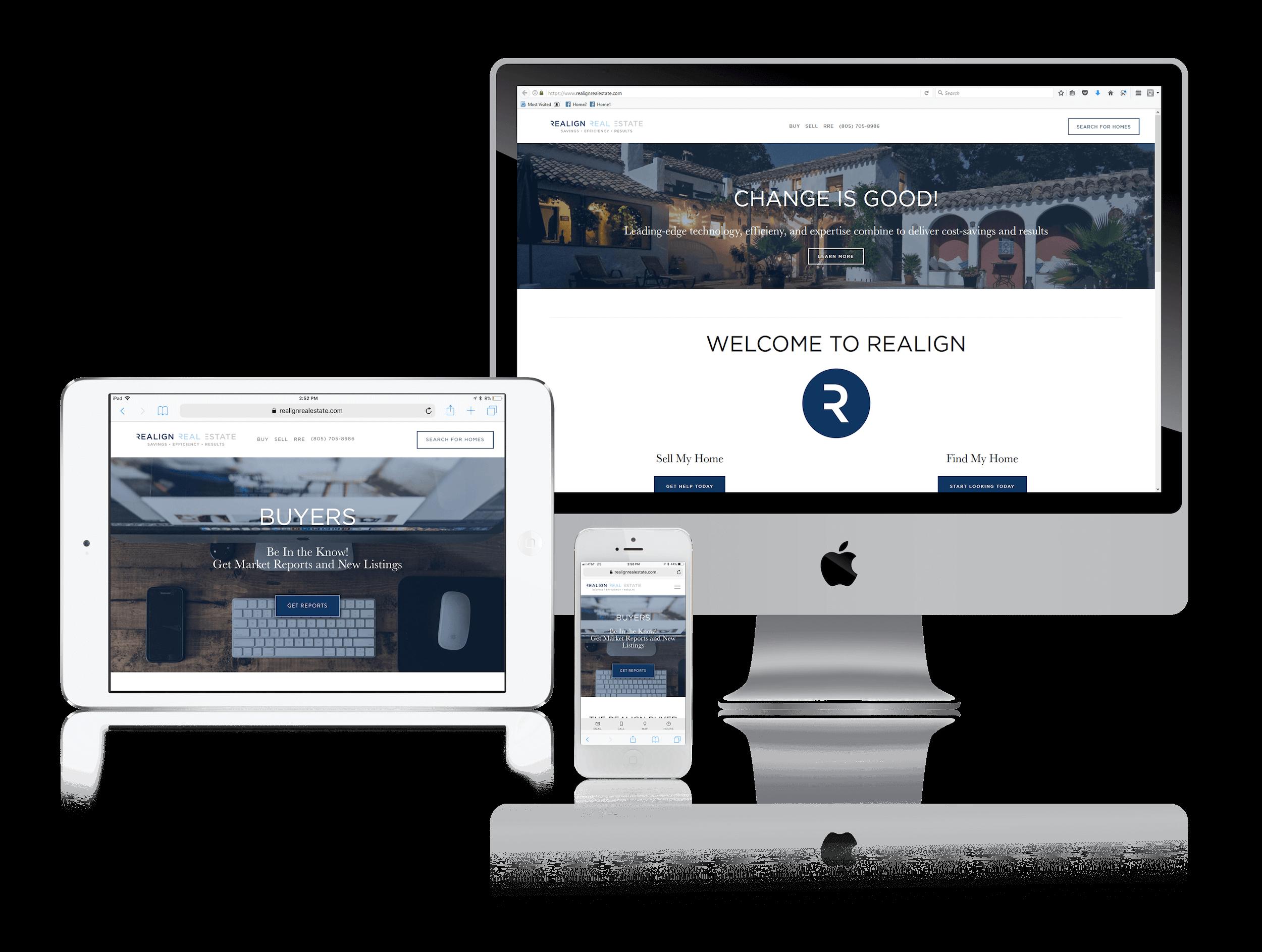 Squarespace for Realtor Websites
