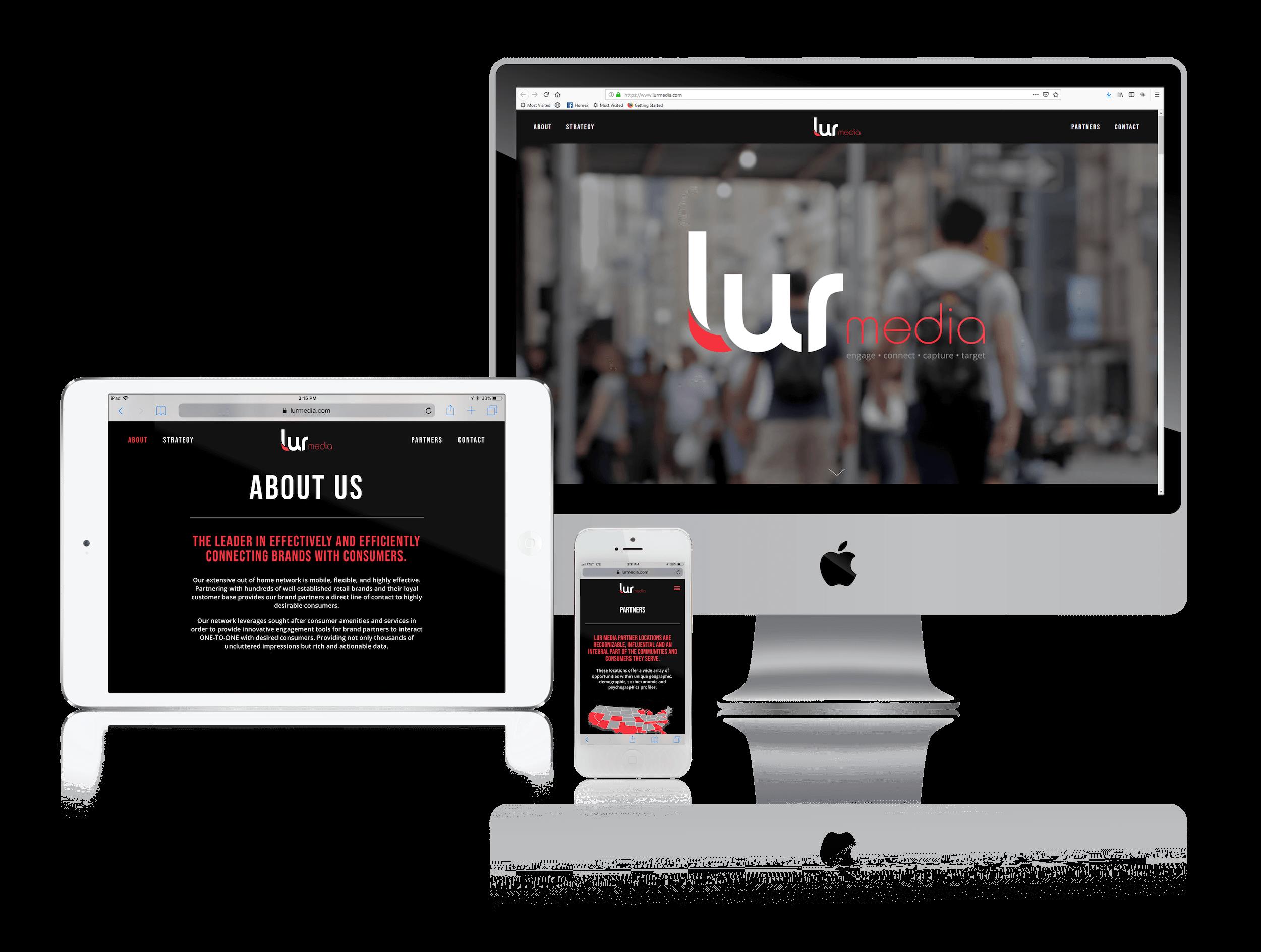 Squarespace Websites for Strategic Marketing Firms