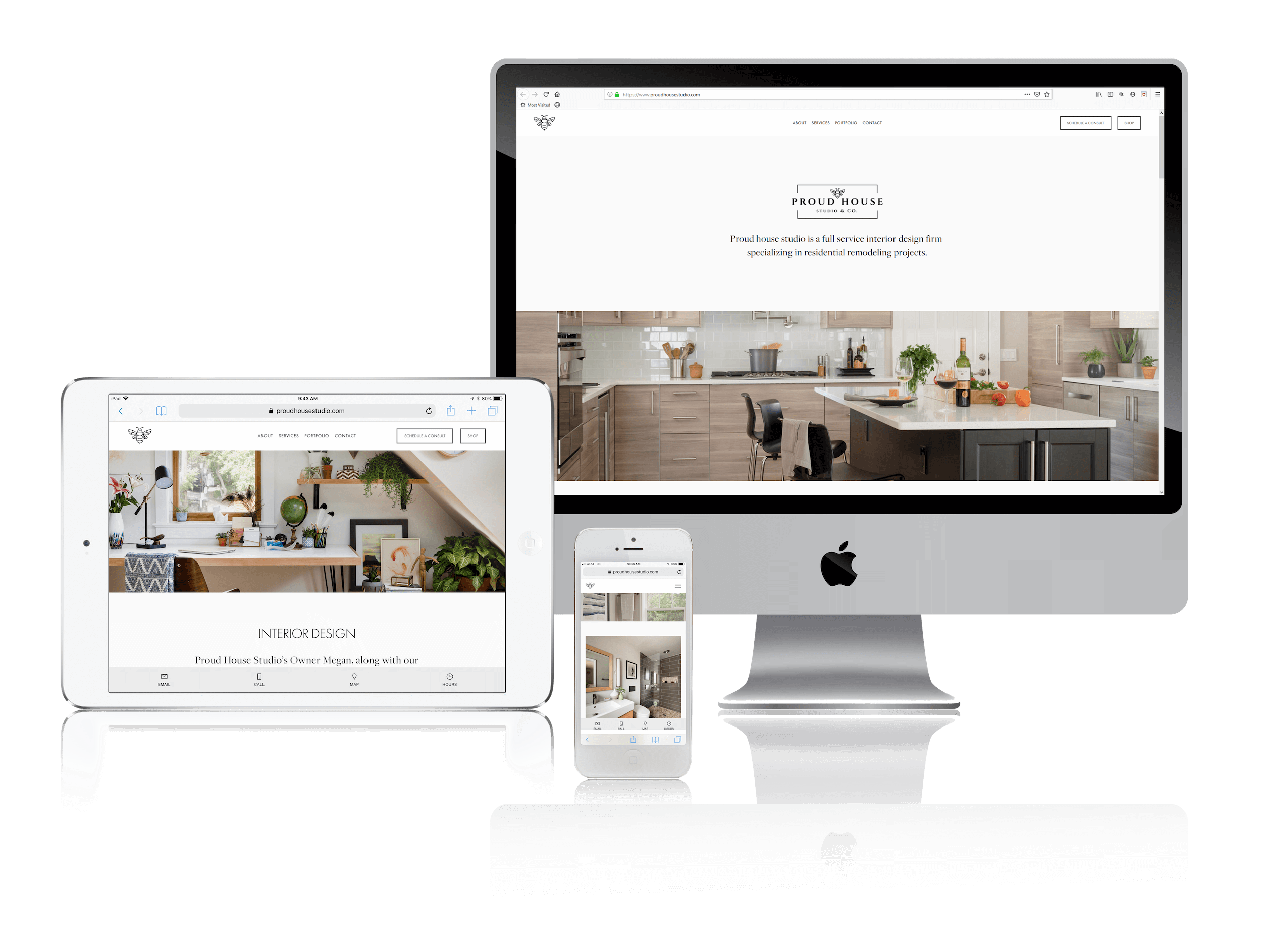 Squarespace Websites for Interior Designers