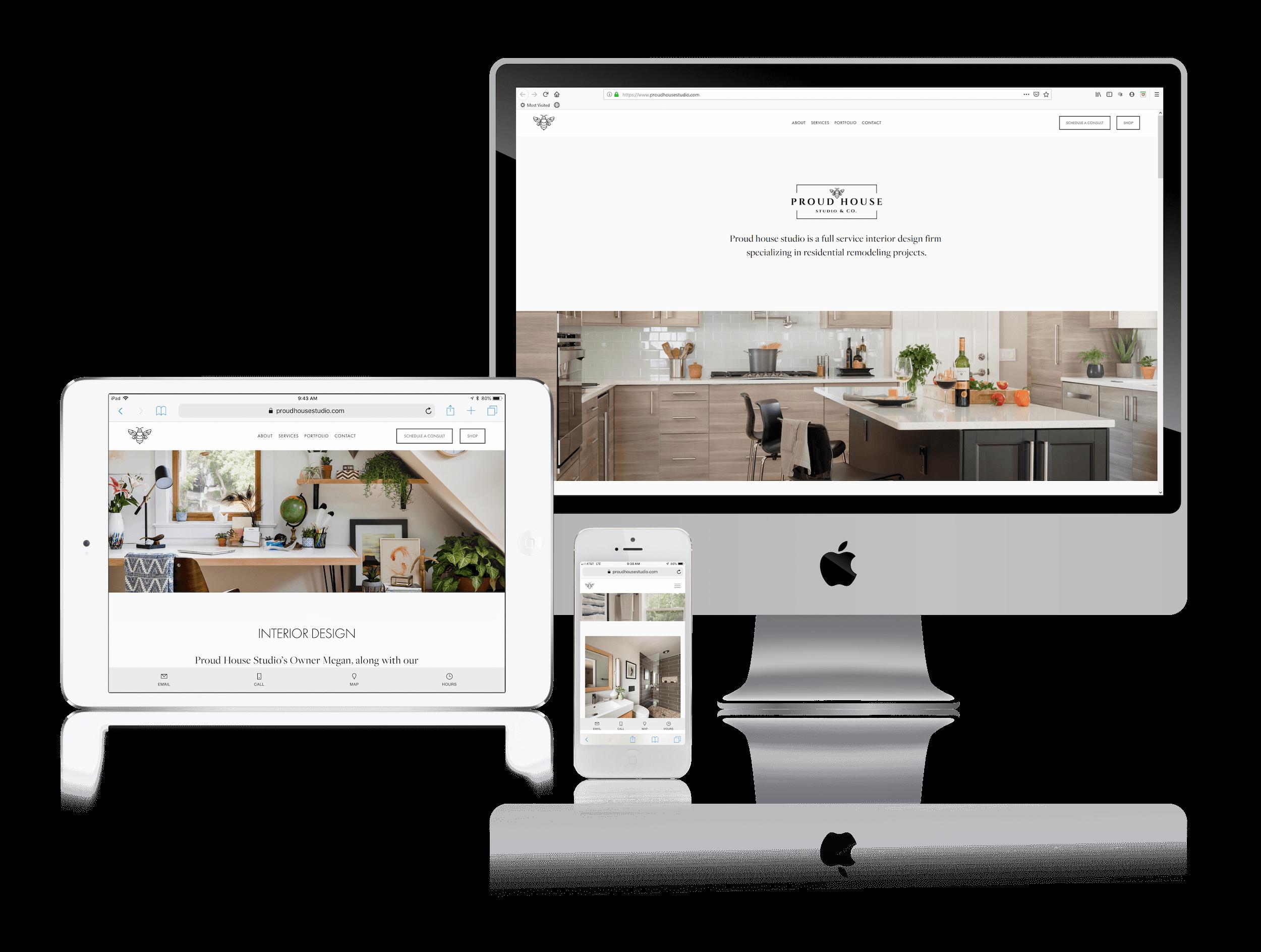 Squarespace Websites For Interior Designers Fix8 Media